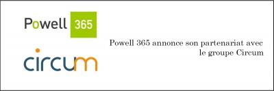 Circum & Powell 365 officialisent leur partenariat