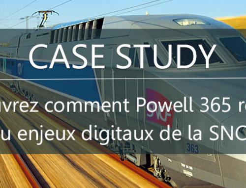 Découvrez comment Powell 365 répond aux enjeux digitaux de la SNCF