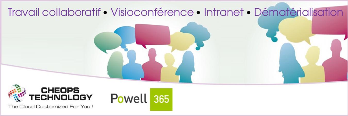Événement Office 365: Rencontrez Powell 365 lors du tour de France Chrops Technology