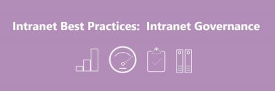 Intranet best practices