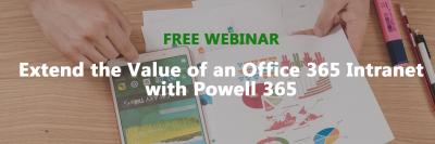 Office 365 intranet Webinar