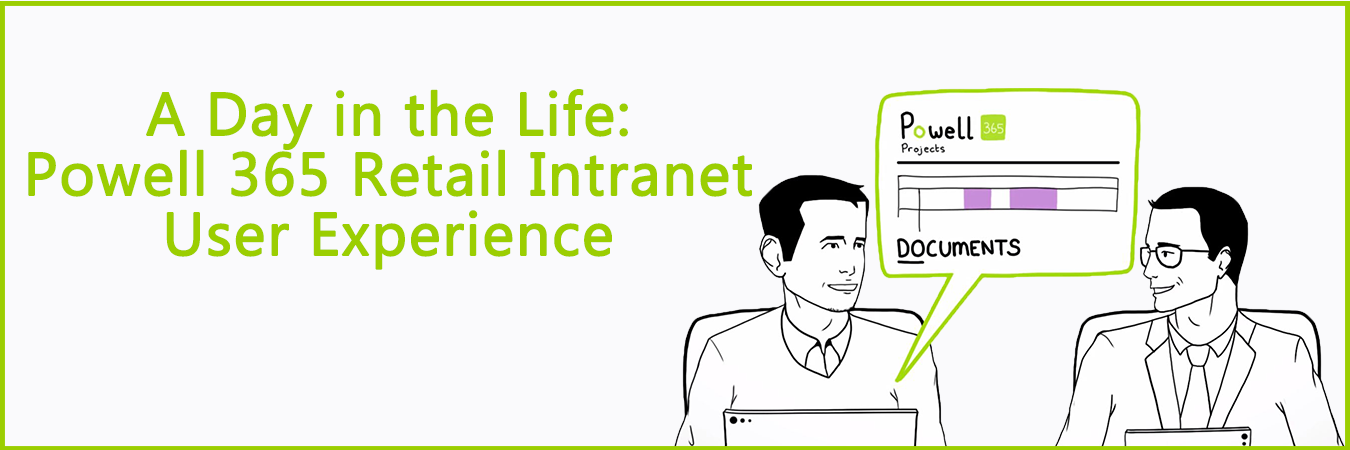 Retail Intranet experience