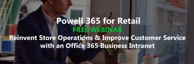 Powell 365 Webinar: Retail Industry