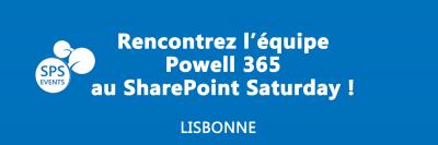 Powell 365 au SPS LISBON 2016