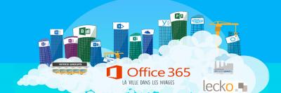 Etude Lecko sur Office 365
