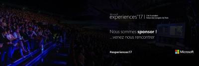 Powell 365 participe aux Microsoft Experiences 17