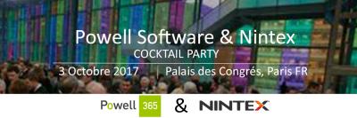 Powell-Nintex Cocktail at MS Experiences