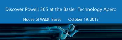 Basler Technology Apéro