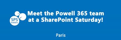 Powell 365 sponsors SPS Paris