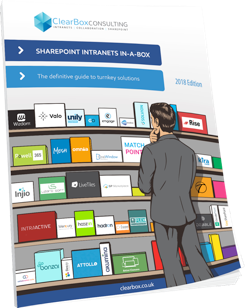 ClearBox SharePoint Intranet-in-a-Box Report