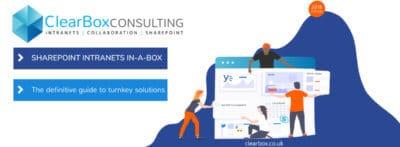 ClearBox publie une étude sur les intranets-in-a-box SharePoint