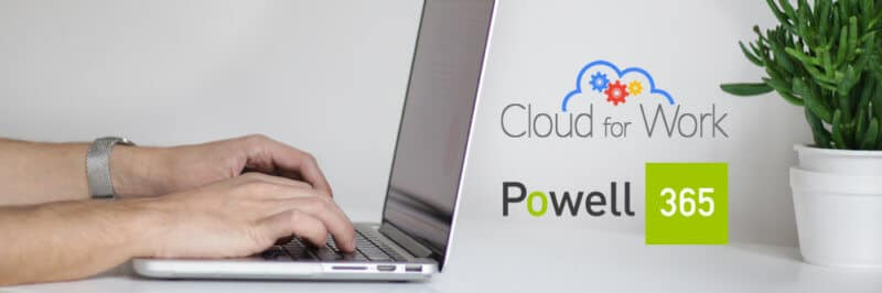Cloud for Work Powell 365 Banner