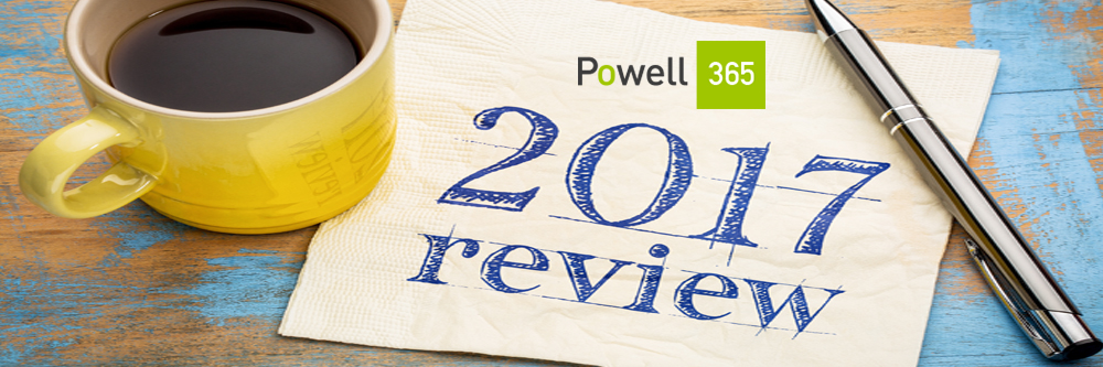 Powell Software looks back at 2017