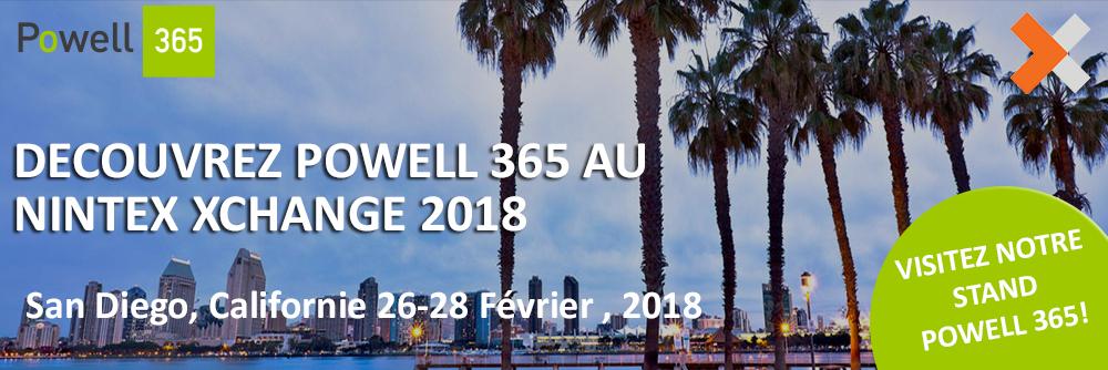 Powell Software sponsorise Nintex Xchange