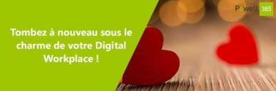 Saint Valentin Digital Workplace