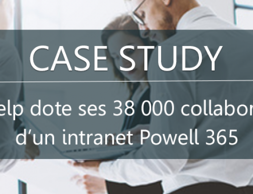 Webhelp dote ses 38 000 collaborateurs d'un portail intranet Powell 365 basé sur Office 365