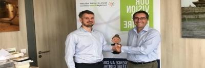 Partenariat Powell Software et Seville More Helory (legalcluster)