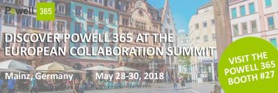Powell 365 European Collab Summit