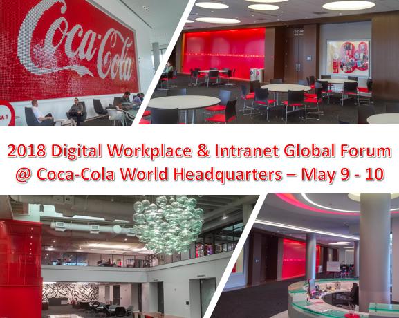 Digital Workplace & Intranet Global Forum