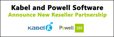 Kabel Partners with Powell Software