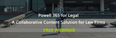 Powell 365 digital workplace