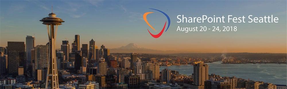 SharePoint Fest Seattle 2018