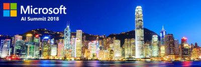 Microsoft AI Summit 18 in Hong Kong