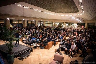 WeWork event