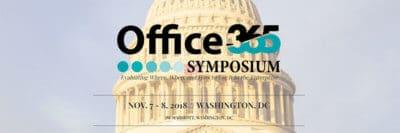 Office 365 Symposium