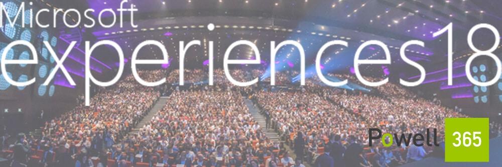Nous sommes ravis de vous annoncer notre présence aux Microsoft Experiences 2018. Le grand rendez-vous de l'intelligence numérique aura lieu le 6 et 7 novembre au Palais des Congrès de Paris.Microsoft experiences18va vous faire découvrir de nouvelles expériences multisensorielles et vous ouvrir à l'innovation.