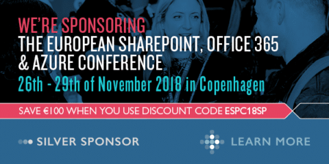 As a Silver Sponsor for the event, Powell Software is offering you a 100 € discount when you use the code ESPC18SP while purchasing the tickets.