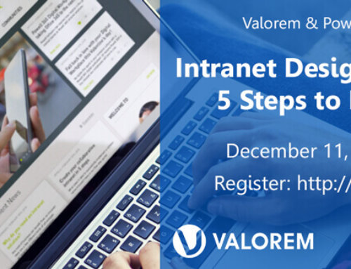 Intranet Best Practices: 5 Steps to Drive Success
