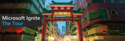 Microsoft Ignite Tour: Hong Kong