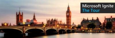 Microsoft Ignite Londres