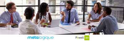 webinar Powell Software et Métalogique