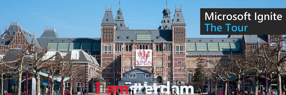 Microsoft Ignite the Tour - Amsterdam