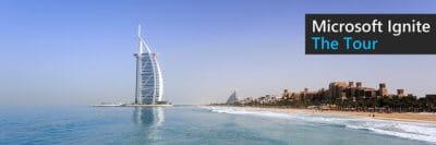 Microsoft Ignite the Tour Dubai