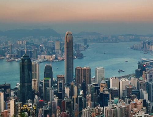 Du nouveau à Hong Kong!