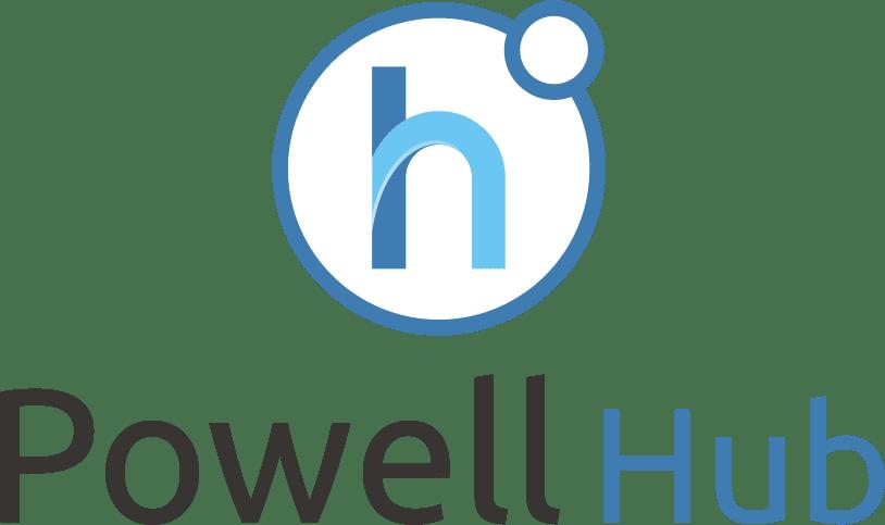 Logo Powell Hub