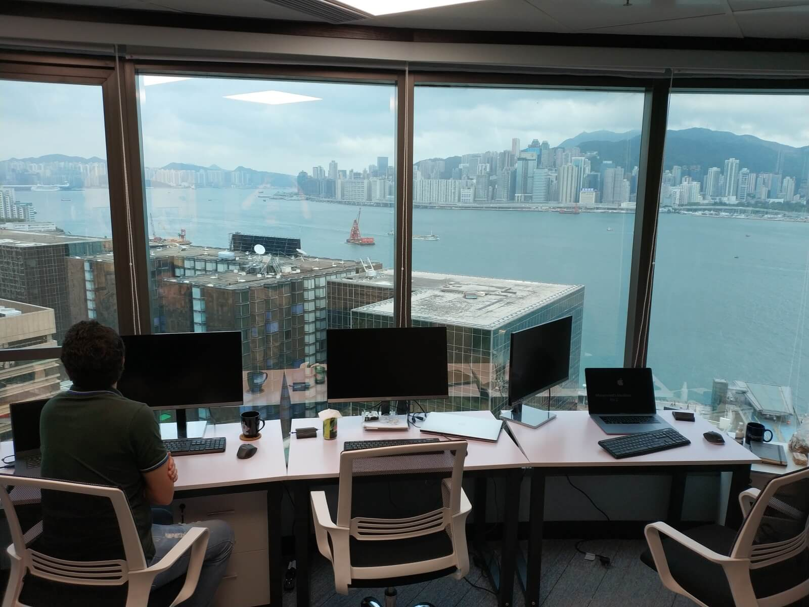 hong kong offices