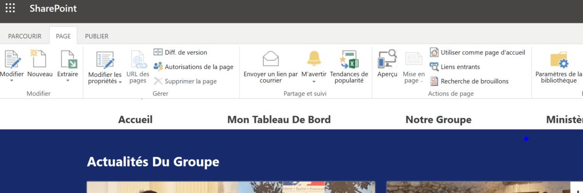 user interface mehrsprachiges Intranet