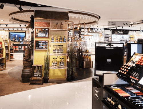Lagardère Travel Retail – Success Story