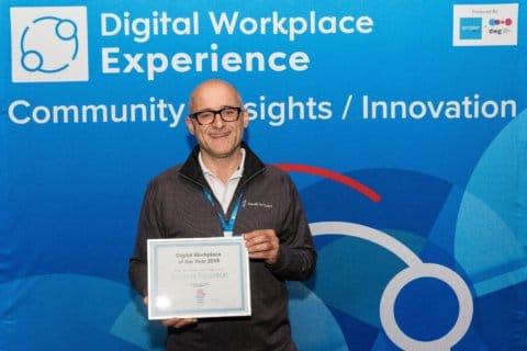 Digital Workplace of the Year Award Winner