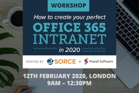 Office 365 intranet workshop