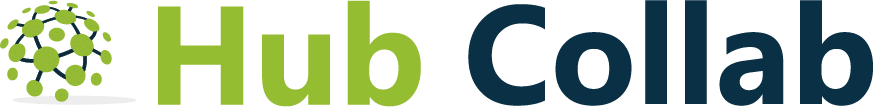 Hub Collab Logo bicolore