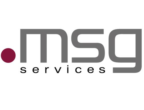 MSG SERVICES – EN