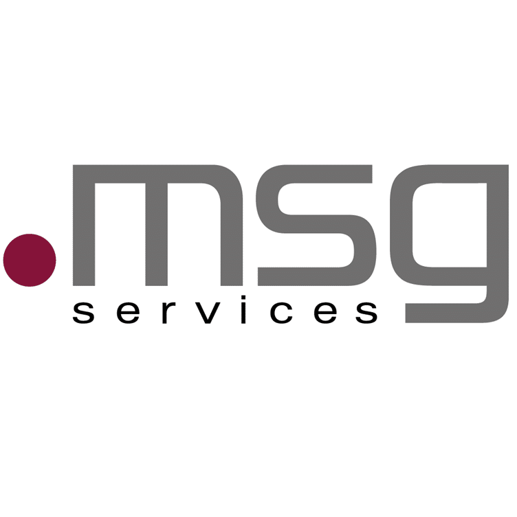 MSG Services Partner logo Powell Software