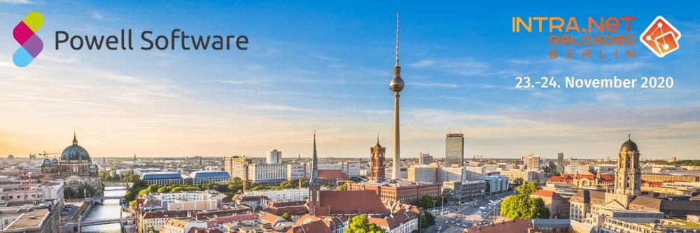 Powell Software IntraNET Reloaded Berlin 2020