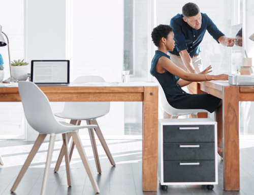 Flex Desk, the new widget for hot desking