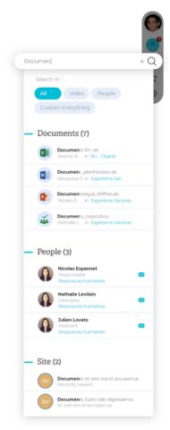 Orion intranet design